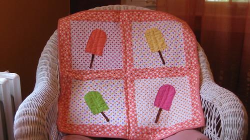 popsicle quilt