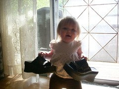 That Baby Stole My Shoes!
