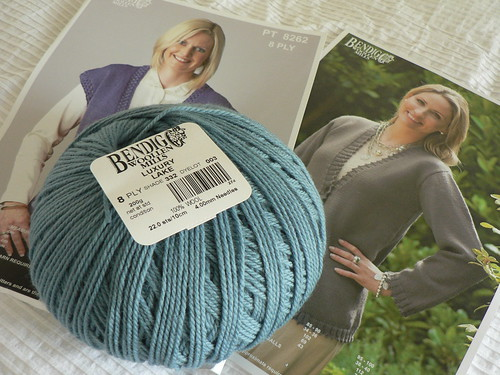 Bendigo Woollen Mills Luxury 8ply