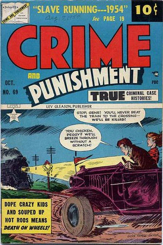 Crime Punishment 69 (1954)