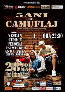 Concert Camuflaj