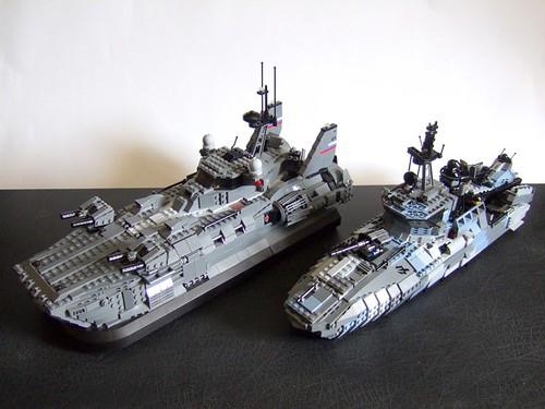 Littoral vessels MOCs
