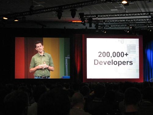 Google I/O 2009 developers
