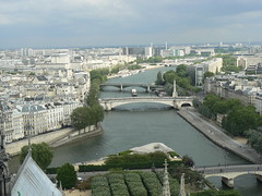 View from Notre Dame, May 2009