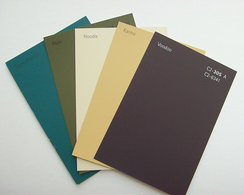 Possible colors for new house