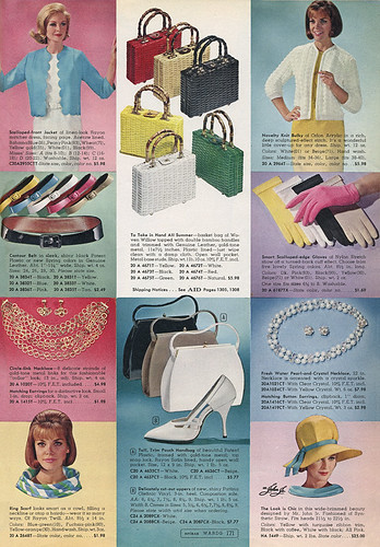 Hats, Gloves and Shoes (1964)
