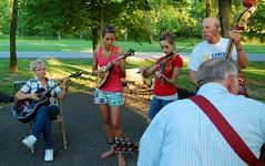 Vine Grove Bluegrass Jam (Bobby HD28) Tags: bluegrass mandolin barefoot fiddle doghouse fiddler fiddling standupbass gibsonguitar bluegrassmusic bluegrassjam bassfiddle fiddlin vinegroveky bluegrassjams vinegrovebluegrassjam vinegrove