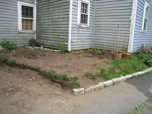Dirt Pile Gone