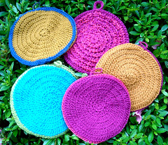 Crochet Potholder Swap 2009