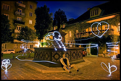 painting broken heart (andreas gessl) Tags: vienna wien light lightpainting bike night painting austria crazy long exposure drawing creative cinematic lichtmalerei lightart lightdrawing albertplatz lichtmalen lightjunkie matthiashusinsky