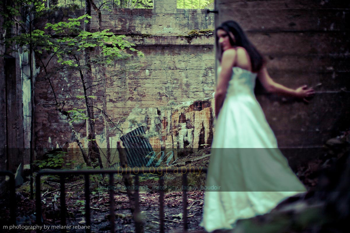 Trash the Dress Ottawa-Gatineau