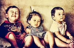 3 budaks ni anak saudara aku..dats al ai wan to say, tank yu (DELLipo) Tags: portrait favorite texture beauty photoshop vintage children child peoples explore textures dell portraiture malaysia dslr capture relative hdellr dellipo