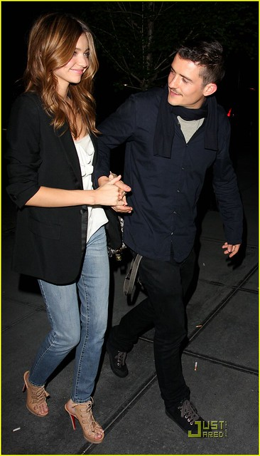 Miranda Kerr & Orlando Bloom (2) by nadiathinks