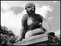 Carnalit pietrificata (My soul in pixel..) Tags: sculpture stone schweiz suisse bern svizzera pietra statua abundance berna emilius carnalitpietrificata