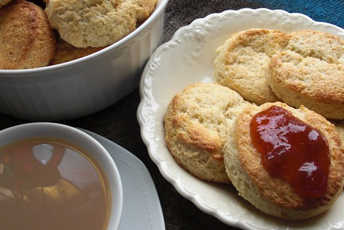 my very own tea party with almond scones-4