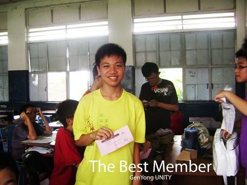 The Best Member