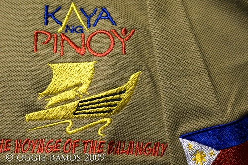 voyage of the balangay insignia