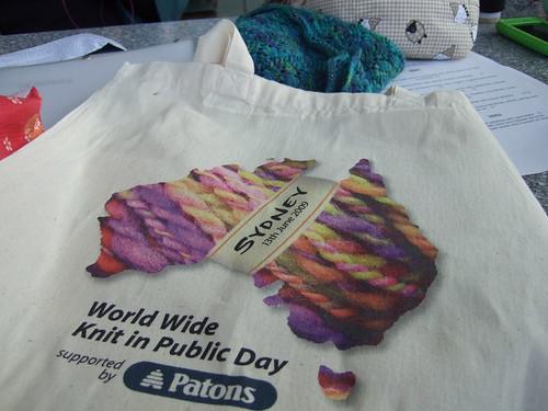 WWKIP Day Bag