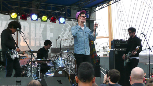 06.17 the Teenagers @ South Street Seaport (5)