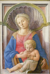 Fra Fillipo Lippi Madonna and Child