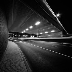 Under The Bridge (Allard Schager) Tags: longexposure bridg