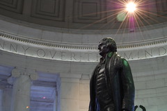 Jefferson Memorial (NilsEndrikat) Tags: usa america us dc washington memorial day thomas district united 4th july columbia nils capitol forth jefferson states independence 2009 obama endrikat