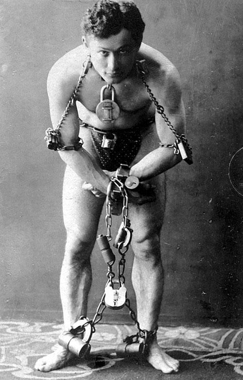 Ehrich Weisz aka Harry Houdini