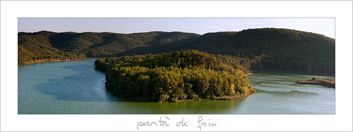 El Pantà de Foix
