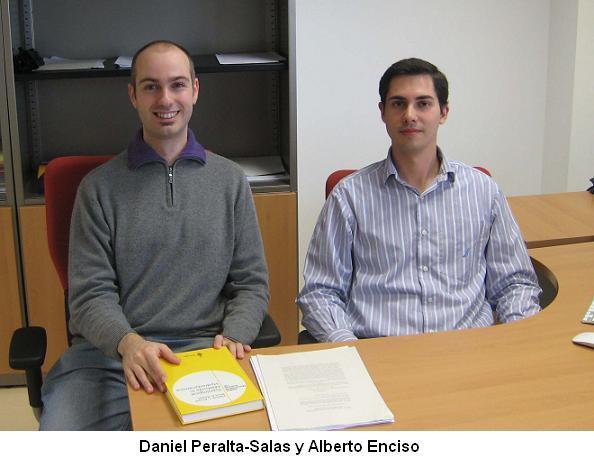 Daniel Peralta-Salas y Alberto Enciso nos hablan de la conjetura sobre la ecuación de Euler