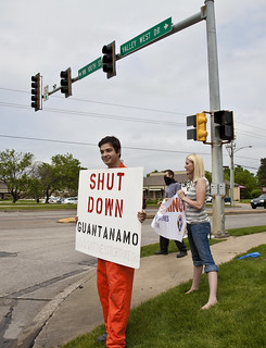 Anti-Torture Vigil - Week 50: Positivity