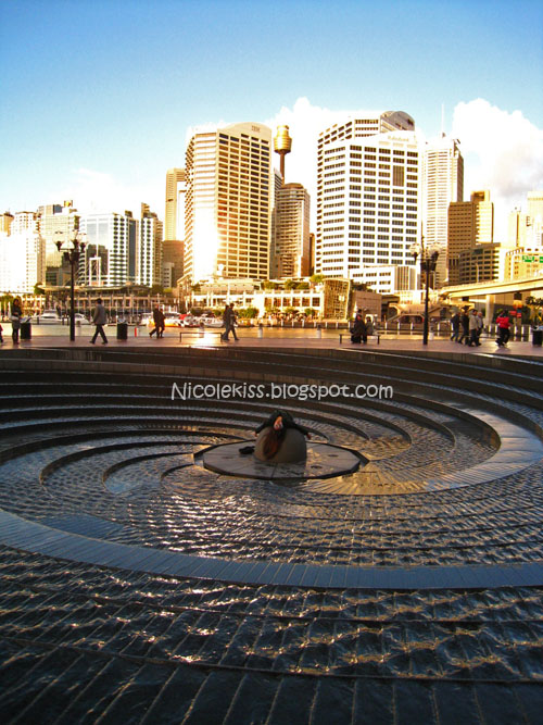 darling harbour fountain