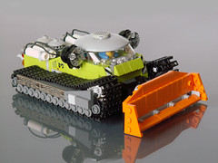 Powerdozer (Jerac) Tags: power lego space miners