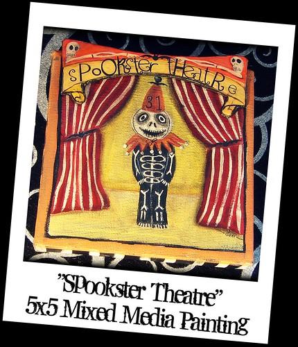 Spookster Theatre
