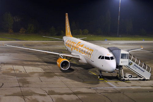 easyJet left Latvia