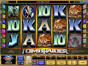 tomb raider slot game online review
