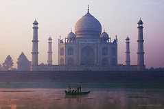 Taj Mahal, Agra, India (Jitendra Singh : Indian Travel Photographer) Tags: travel winter sky blackandwhite cloud india colour reflection tree history monument water weather horizontal fog architecture square outdoors photography dawn vanishingpoint memorial asia day arch minaret tomb crowd tajmahal agra nopeople palace unescoworldheritagesite mausoleum dome marble oniondome thepast treelined formalgarden uttarpradesh jiten jitendra traveldestinations buildingexterior placeofinterest internationallandmark largegroupofpeople indiansubcontinent jitender mughalempire jitendrasingh builtstructure indiaphoto bestphotojournalist traditionallyindian incidentalpeople wwwjitenscom gettyphotographer bestindianphotographers jitensmailgmailcom famousindianphotographer famousindianphotojournalist gettyindianphotographer