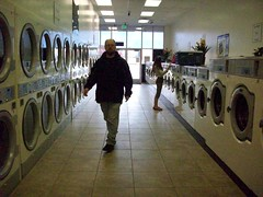 The Most Awesome Laundromat Ever!