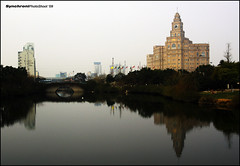 Customs building () (Synchroni) Tags: china suzhou centralpark    5photosaday tamron1750 suzhouindustrialpark 450d
