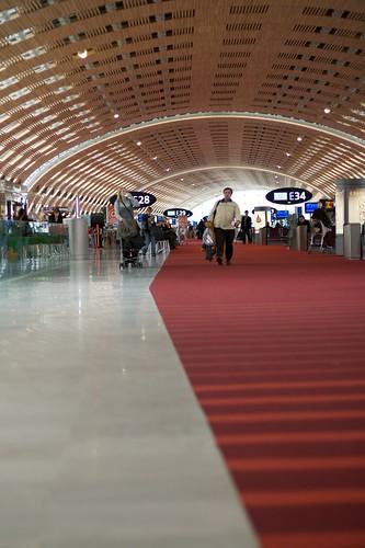 Airport CDG Paris