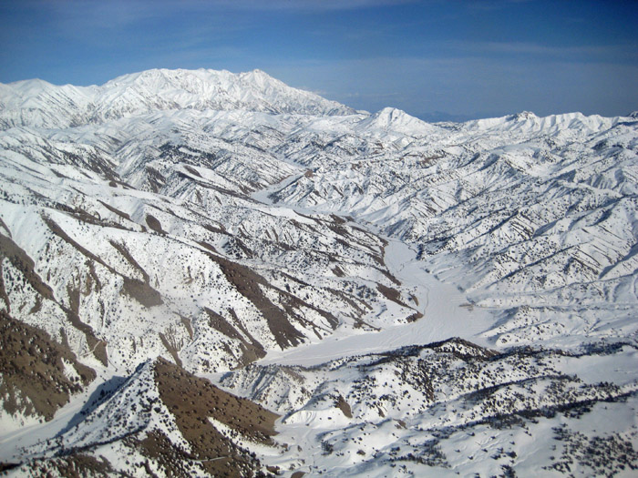Afghan mountains2