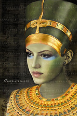 egyptian queen (license on Getty) (claudiaveja) Tags: photography gold stock makeup images queen explore egyptian claudia concept transylvania amma veja nefertiti cluj stefana royaltyfree stefy rightsmanaged explored claudiaveja reagal rightmanaged