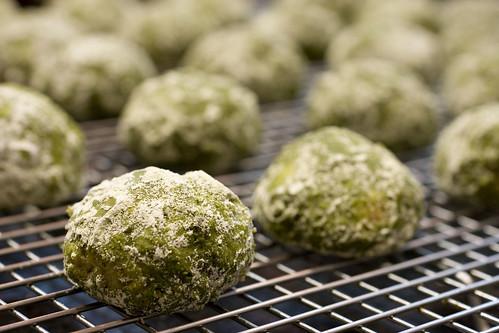 Green Tea Crumbles Cooling 2