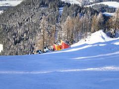 Hahnenkamm, Kitzbhel, Streif extreme ski route (Ilia Goranov) Tags: mountain snow ski alps austria sterreich hahnenkamm  kitzbhel  streif