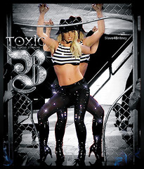 Britney Spears [Toxic - The Circus Starring] ( Omar Rodriguez V.) Tags: b art toxic fashion glitter logo lights official tour spears circus live performance sparkle sparks britney starring slave4britney
