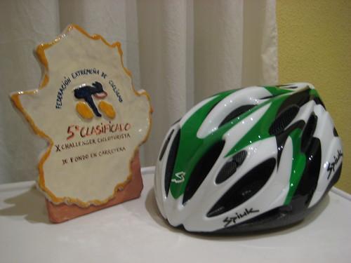 casco y placa