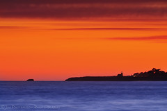 Sunset - Santa Cruz, California (Jim Patterson Photography) Tags: ocean longexposure blue sunset red sea sky santacruz lighthouse seascape water silhouette clouds coast pacific shoreline montereybay coastal shore coastline westside eastside westcliffdrive sealrock pleasurepoint tc14eii nikkor70200mm nikond300 beneathblueseas beneathblueseascom jimpattersonphotography jimpattersonphotographycom seatosummitworkshops seatosummitworkshopscom
