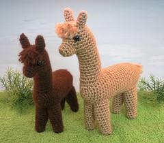 Crochet Amigurumi Llama : The Worlds Best Photos of amigurumi and llama - Flickr ...