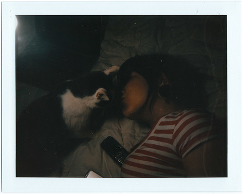 Expired Polaroid Test