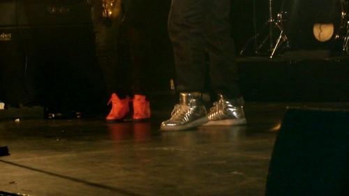 the kicks..
