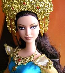 DOTW SUMATRA INDONESIA BARBIE 2008 (rod_collection_2) Tags: